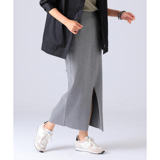 デミルクスビームス(Demi-Luxe BEAMS)のEFFE BEAMS AK+1 / ニット タイトスカート(ひざ丈スカート)
