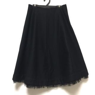 コムデギャルソン(COMME des GARCONS)のコムデギャルソン ロングスカート サイズS(ロングスカート)