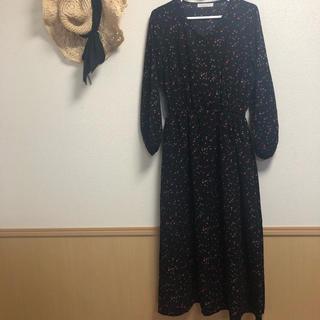 chocol raffine robe - chocol raffine robe 花柄 ワンピース
