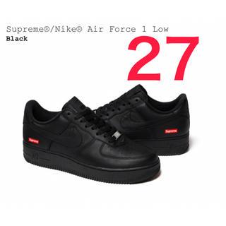 Supreme - Supreme Nike Air Force 1 Low 確実正規品