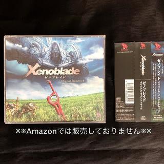 ニンテンドウ(任天堂)のゼノブレイド オリジナル サウンドトラック(ゲーム音楽)