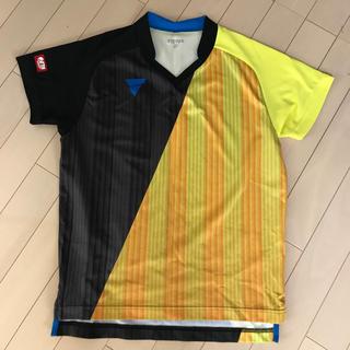 お得◎ ヴィクタス 卓球 Tシャツ ユニフォーム  XS ◎ 160(卓球)