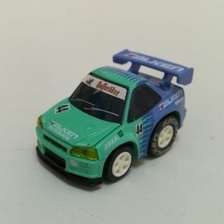 C08 チョロQ  スカイライン GT-R34 ファルケン