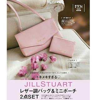 ジルスチュアート(JILLSTUART)の新品✴︎ジルスチュアート バッグ&ミニポーチセット(ショルダーバッグ)