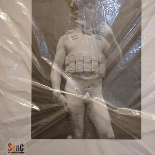 SUICIDE MAN(彫刻/オブジェ)