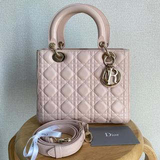 Christian Dior - lady dior ローズプードル(ピンク)