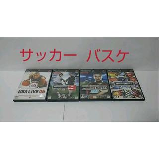 PlayStation2 - ≪PSソフト≫ウィニングイレブン&NBA
