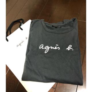 agnes b. - Tシャツ アニエスベー ダークグレー