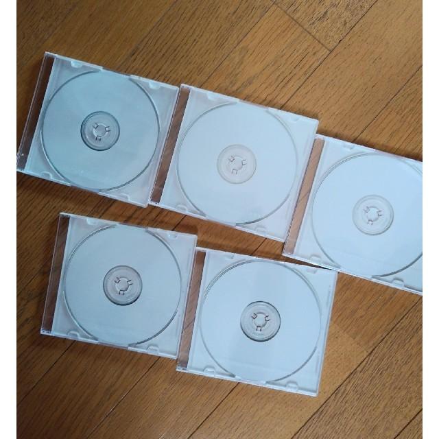 maxell(マクセル)のCD-R  maxell  5枚セット  ●10 スマホ/家電/カメラのPC/タブレット(PC周辺機器)の商品写真