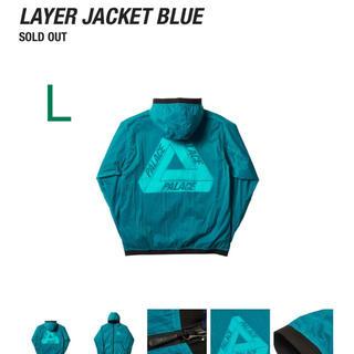 Supreme - PALACE LAYER JACKET Lサイズ
