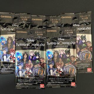Disney - ディズニー ツイステッドワンダーランド メタルカードコレクション パックver.