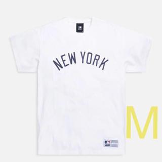 KITH FOR MLB NEW YORK YANKEES TEE  M