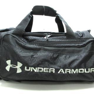 アンダーアーマー(UNDER ARMOUR)のアンダーアーマー ボストンバッグ - 黒(ボストンバッグ)