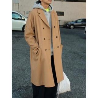 シセ(Sise)のSise ロングコート 17秋冬コレクション(ステンカラーコート)