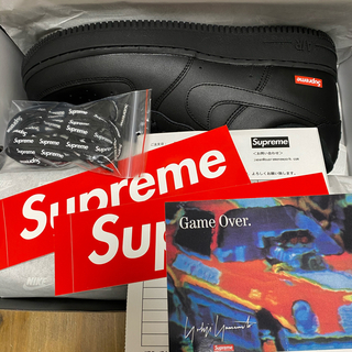 Supreme - Supreme Nike Air Force 1 Low 27.5