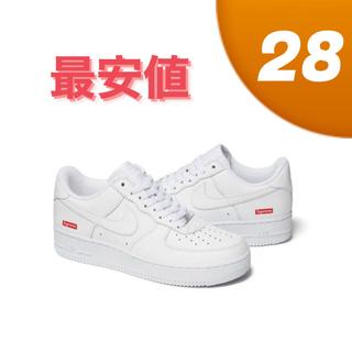 Supreme - 28cm Supreme Nike Air Force 1 Low