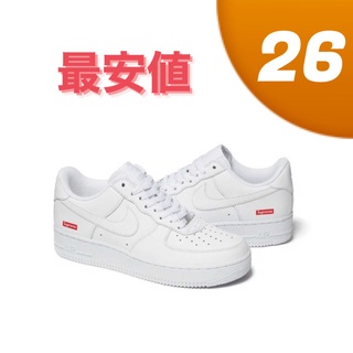Supreme - 26cm Supreme Nike Air Force 1 Low