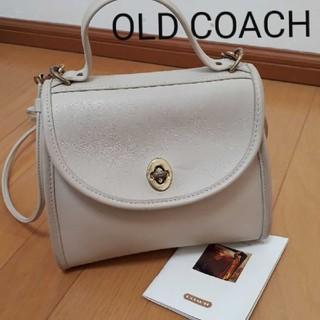 COACH - 《レア》オールドコーチ Regina Bag ♡2wayショルダー ハンドバッグ