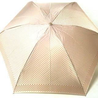 セリーヌ(celine)のセリーヌ 折りたたみ傘美品  - マカダム柄(傘)