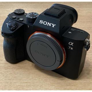 SONY - Sony a7III ボディ