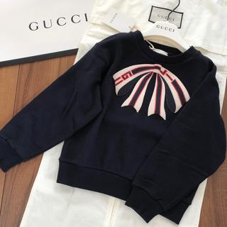 Gucci - グッチチルドレン 新品トレーナー 6