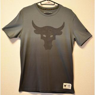 アンダーアーマー(UNDER ARMOUR)のイーサン様専用 アンダーアーマー プロジェクトロック Tシャツ(Tシャツ/カットソー(半袖/袖なし))