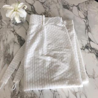 フランフラン(Francfranc)の♥︎美品♥︎定価15000円 フランフラン レースカーテン ミラーカーテン 白(レースカーテン)