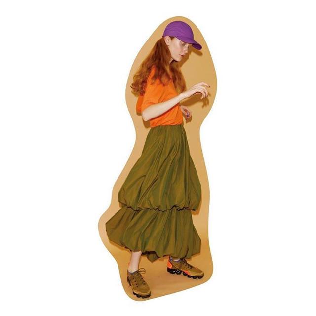 ENFOLD(エンフォルド)のnagonstans  バルーン スカート  レディースのスカート(ロングスカート)の商品写真