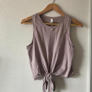 ルルレモン(lululemon)のlulu lemon トップス(Tシャツ(半袖/袖なし))