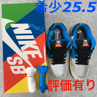 ナイキ(NIKE)のINSTANT SKATEBOARDS × NIKE SB DUNK LOW(スニーカー)