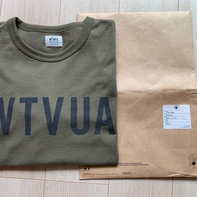 W)taps(ダブルタップス)のWTAPS 17SS HELLWEEK WTUVA TEE OD MEDIUM メンズのトップス(Tシャツ/カットソー(半袖/袖なし))の商品写真