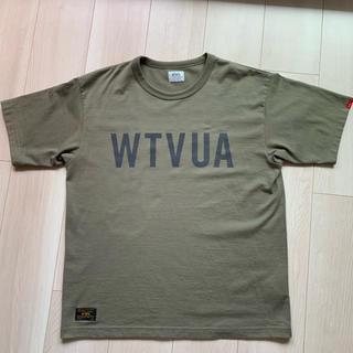 ダブルタップス(W)taps)のWTAPS 17SS HELLWEEK WTVUA TEE OD MEDIUM(Tシャツ/カットソー(半袖/袖なし))