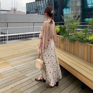 natural couture - natu♥ ドッキングワンピース
