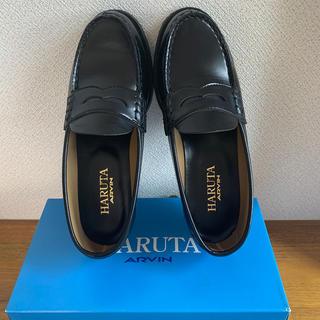 ハルタ(HARUTA)のHARUTA(ハルタ)24cmスクールローファー(フォーマルシューズ)