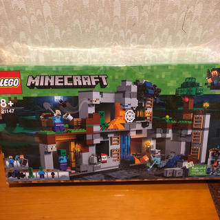 Lego - マインクラフト 21147 クラフト