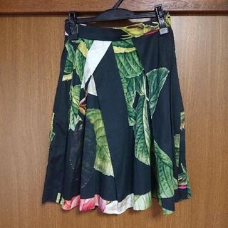 Vivienne Westwood - vivienne westwood ローズプリントスカート