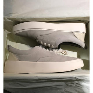 FEAR OF GOD - FEAR OF GOD 101 Lace Up Sneaker 41 sixth