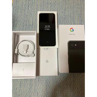 Softbank - Google Pixel 3a 64GB SIMロック解除済み