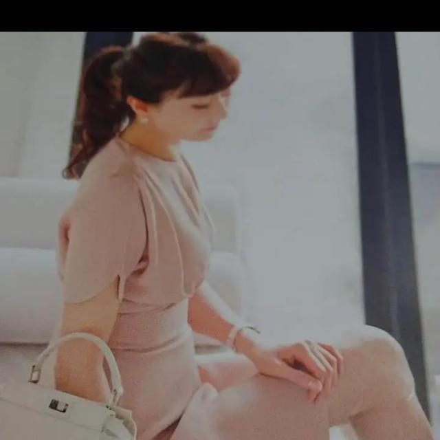 miumiu(ミュウミュウ)の石井美保さん着用ミュウミュウワンピース♡ レディースのワンピース(ひざ丈ワンピース)の商品写真