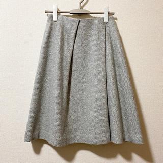 マルティニークルコント(martinique Le Conte)のマルティニーク  ❁  スカート (ひざ丈スカート)