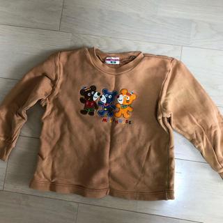 ミキハウス(mikihouse)のmiki HOUSE (Tシャツ/カットソー)