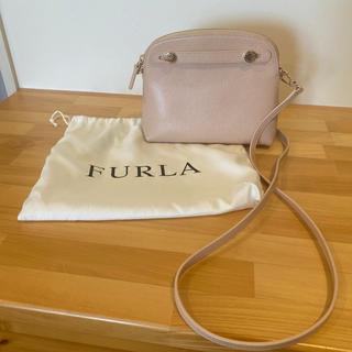 Furla - フルラ❤️ベビーピンク色ショルダー