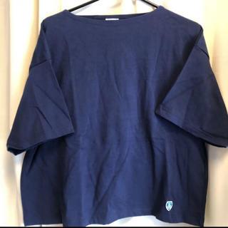 ORCIVAL - オーシバル ドロップショルダーTシャツ
