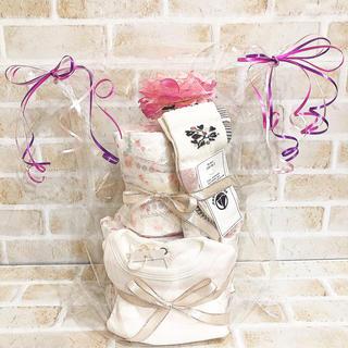 プチバトー(PETIT BATEAU)のプチバトー おむつケーキ 出産祝い(その他)