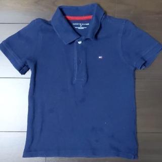 トミーヒルフィガー(TOMMY HILFIGER)のTOMMY HILFIGER トミーヒルフィガー ポロシャツ 100cm 3T(Tシャツ/カットソー)