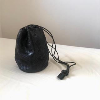 サンタモニカ(Santa Monica)の巾着ショルダーバッグ steavealan dept pheeny ROKU(ショルダーバッグ)