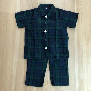 MUJI (無印良品) - 新品 無印良品 パジャマ 110センチ