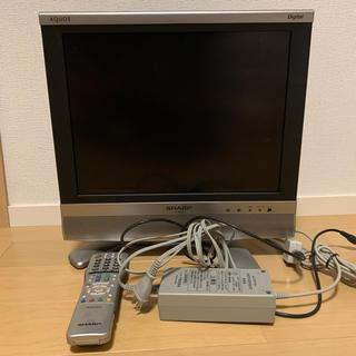 SHARP - SHARP AQUOS 液晶テレビ