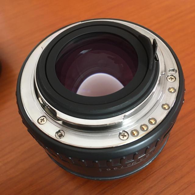 PENTAX(ペンタックス)のペンタックス smc PENTAX FA 50mm 1:1.4 ポートレート向 スマホ/家電/カメラのカメラ(レンズ(単焦点))の商品写真