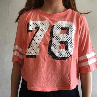 エイチアンドエム(H&M)のH&M tシャツ(Tシャツ(長袖/七分))